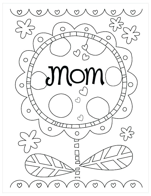 612x792 Coloring Pages For Birthdays Happy Birthday Nana Coloring Pages