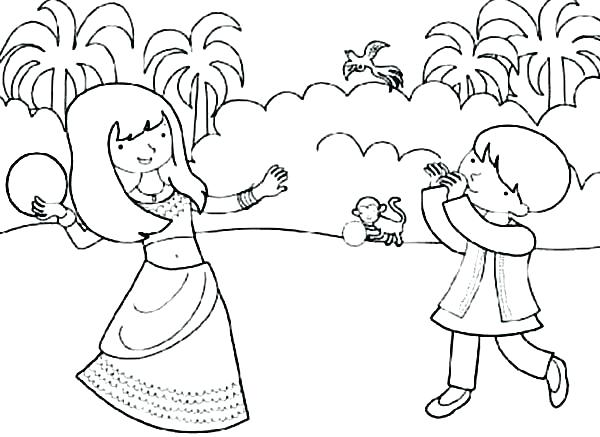 600x437 Big Sister Coloring Pages Best Teacher Coloring Pages Happy