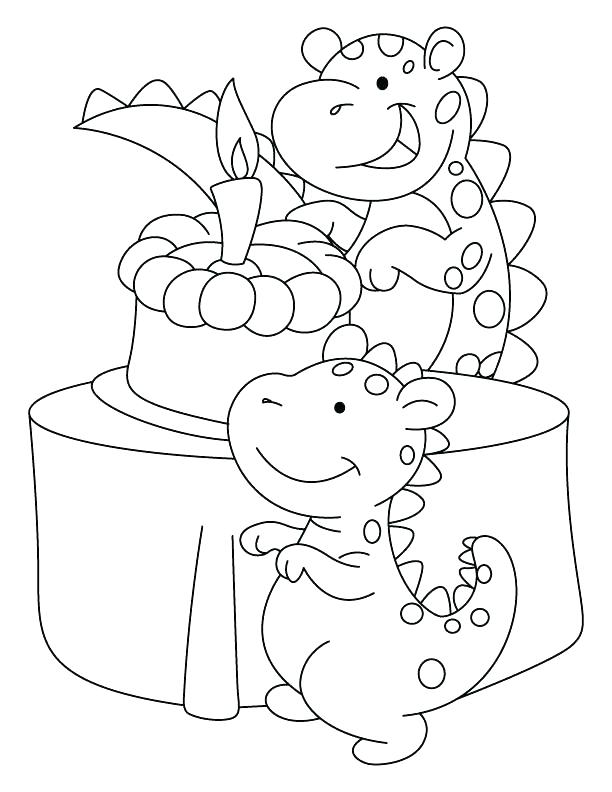 612x792 Coloring Birthday Cards Happy Birthday Coloring Pages Printable