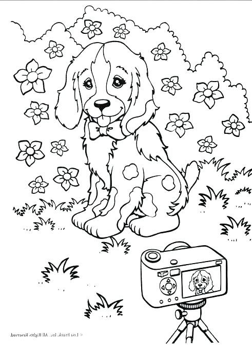 491x700 Lisa Frank Coloring Page Happy Frank Dog Coloring Pages Frank Dog