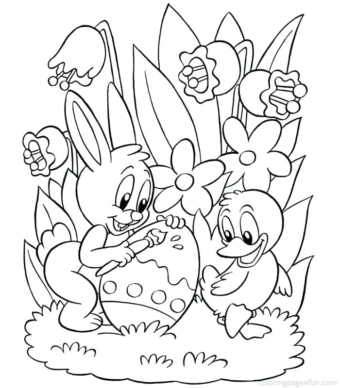 700x800 Free Easter Printable Coloring Pages Educational Coloring Pages