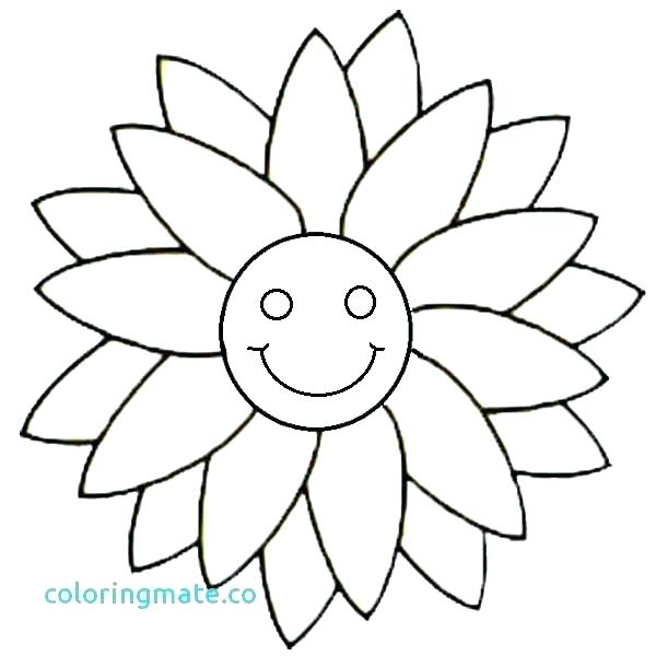 Happy Face Coloring Page At Getdrawings Com Free For Personal Use