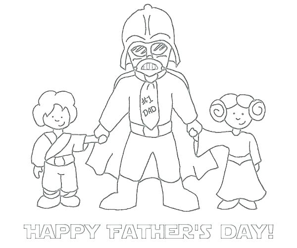600x500 Happy Fathers Day Coloring Pages Fathers Day Coloring Pages