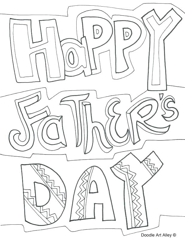 618x800 Happy Fathers Day Coloring Pages Printable Images Dad Coloring