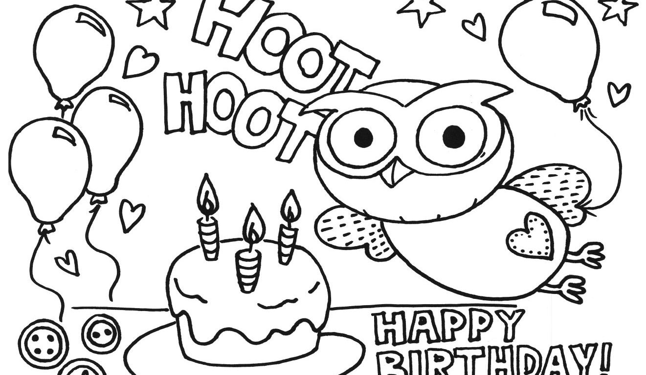 1321x768 Happy Birthday Grandpa Coloring Sheets Colouring Pages Great