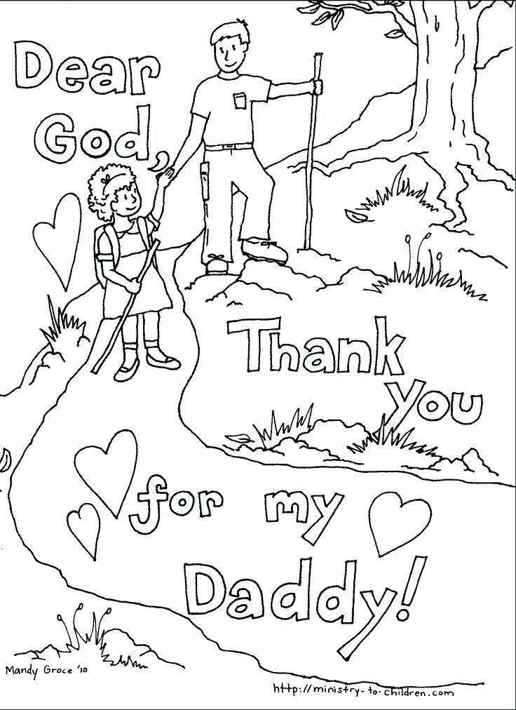 736x1012 Happy Fathers Day Coloring Happy Fathers Day Grandpa Coloring