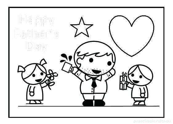 562x403 Happy Fathers Day Grandpa Coloring Pages Father Holidays And Gift