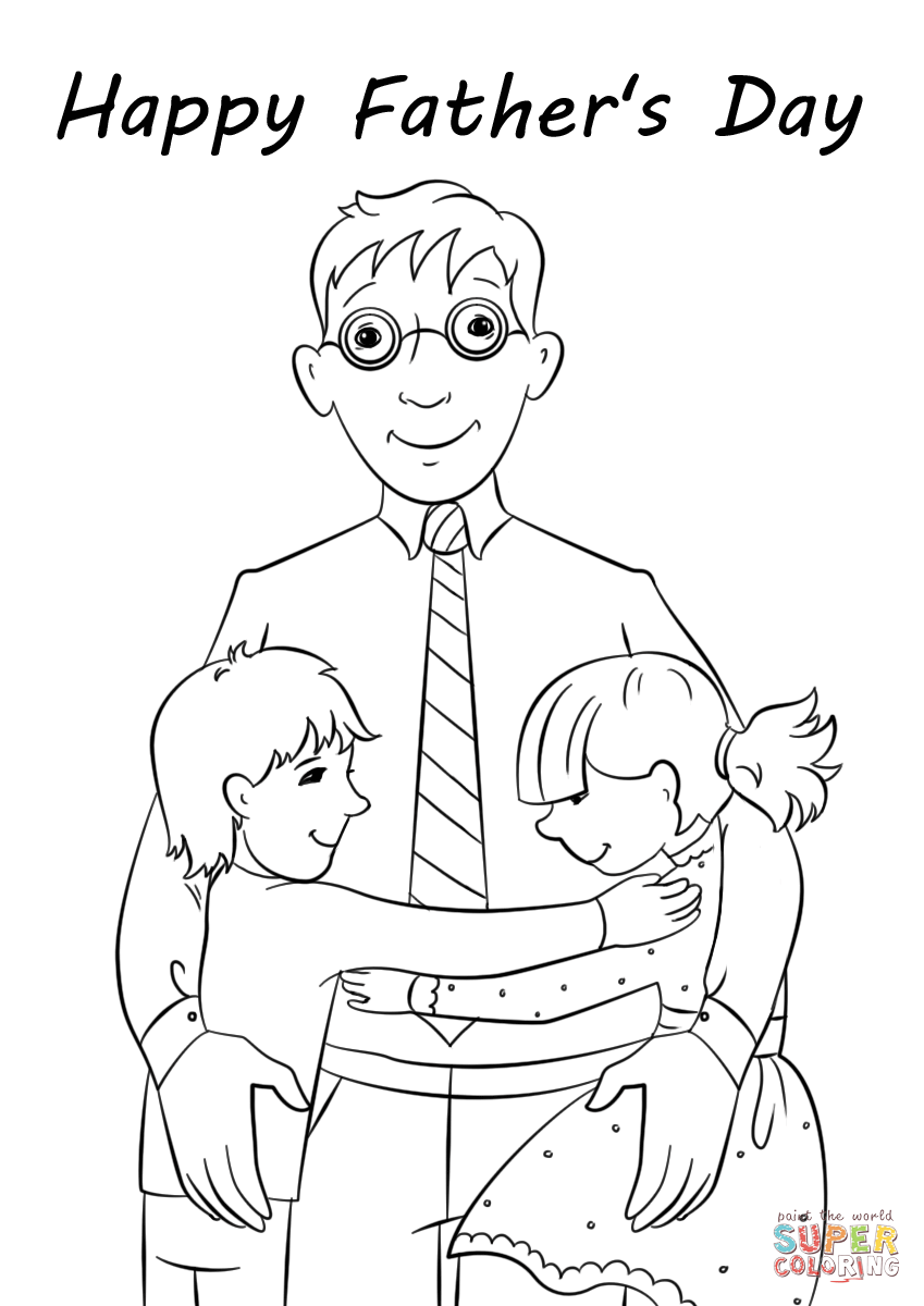 849x1200 Perfect Free Printable Fathers Day Coloring Pages For Grandpa