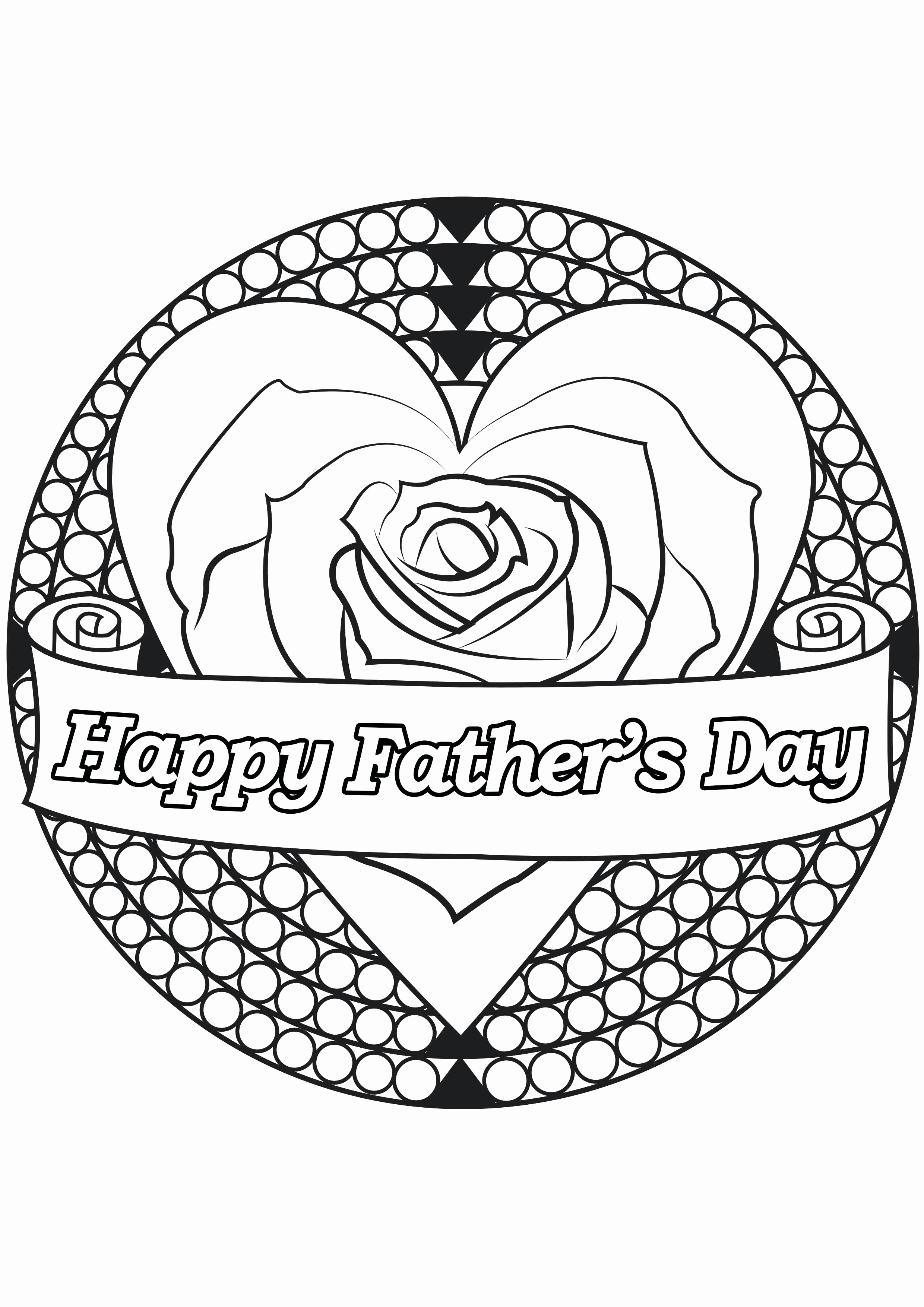 2480x3508 Fathers Day Coloring Pages For Grandpa