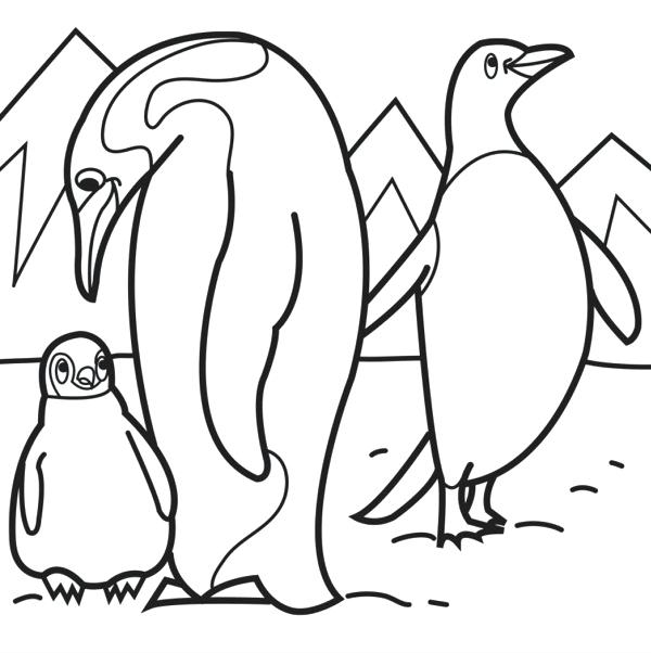 600x602 Happy Feet Coloring Pages Free Happy Feet Coloring Pages Printable