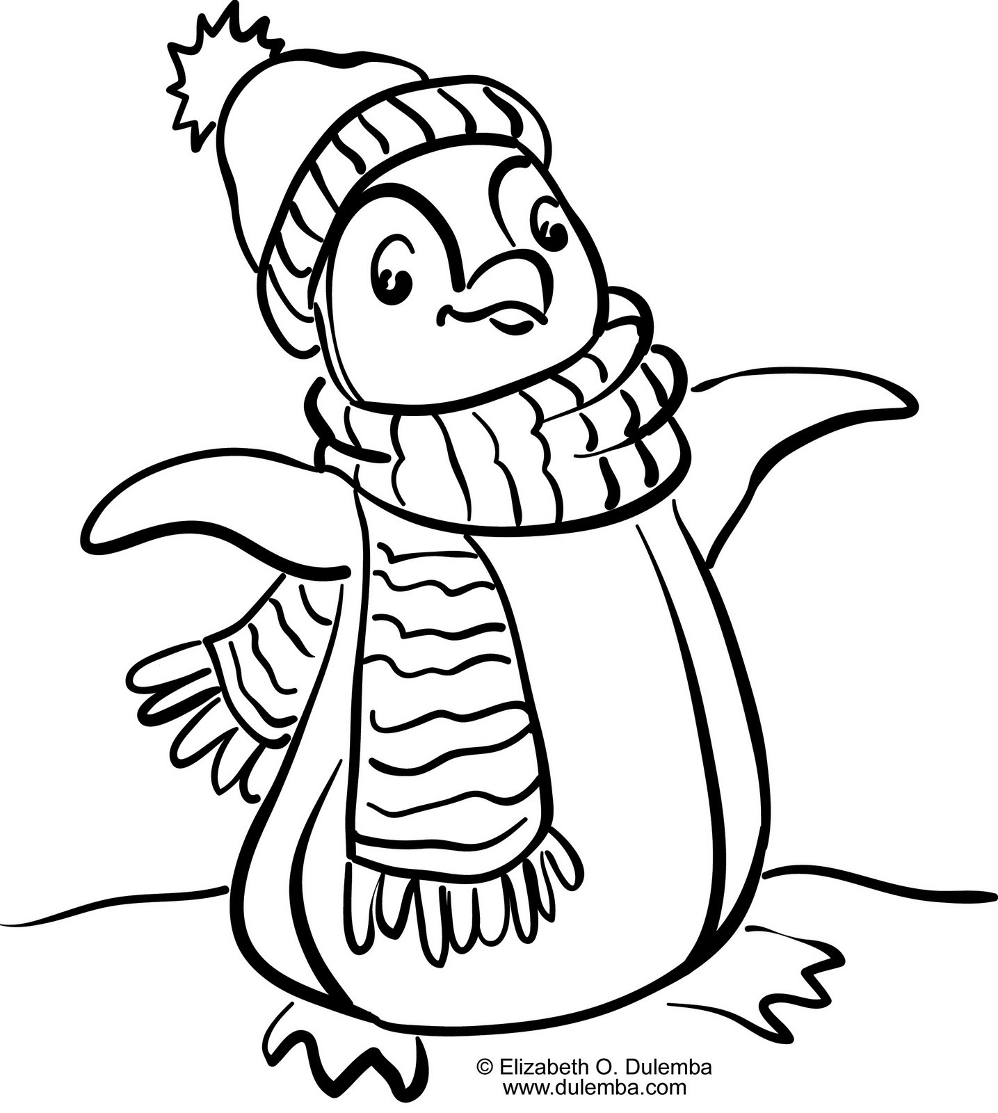 1435x1600 Introducing Penguin Pictures To Color Happy Feet Coloring Pages