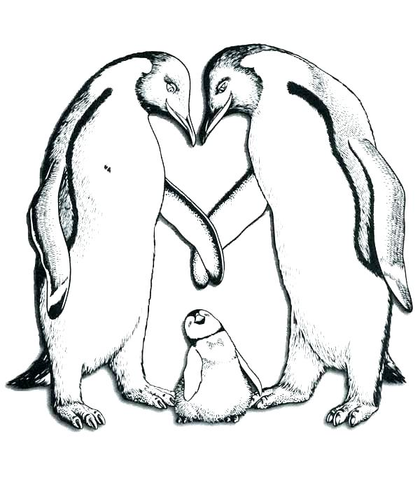 600x686 Kids N Coloring Pages Of Happy Feet Happy Feet Coloring Pages
