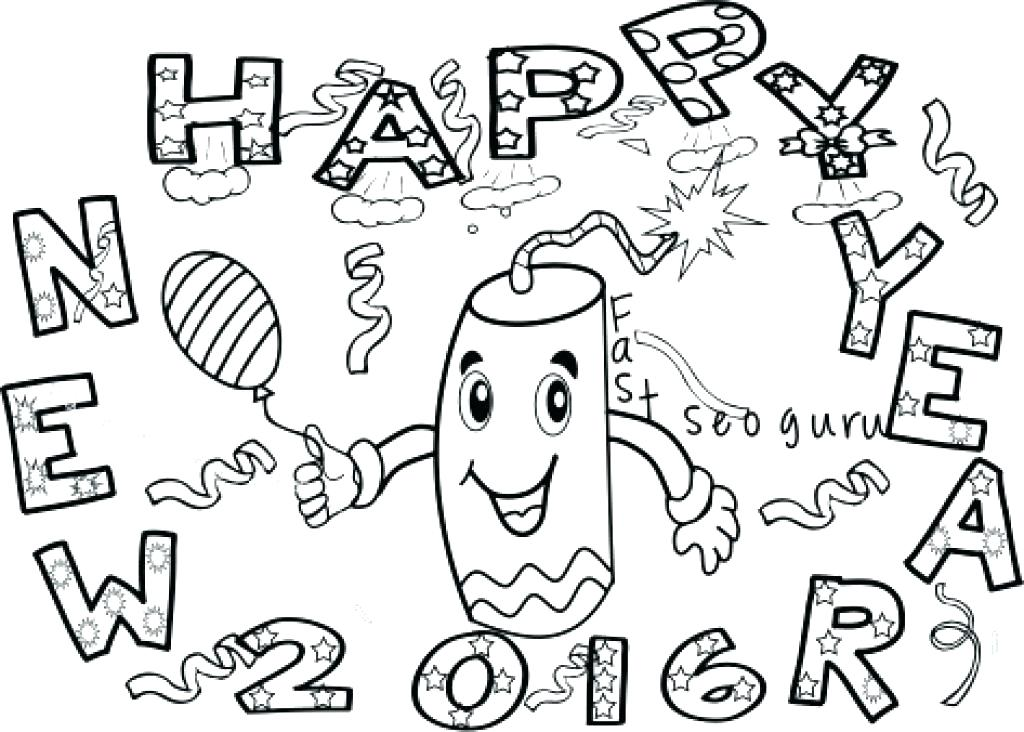 1024x732 Fireworks Coloring Pages Fireworks Coloring Page For Kids Happy