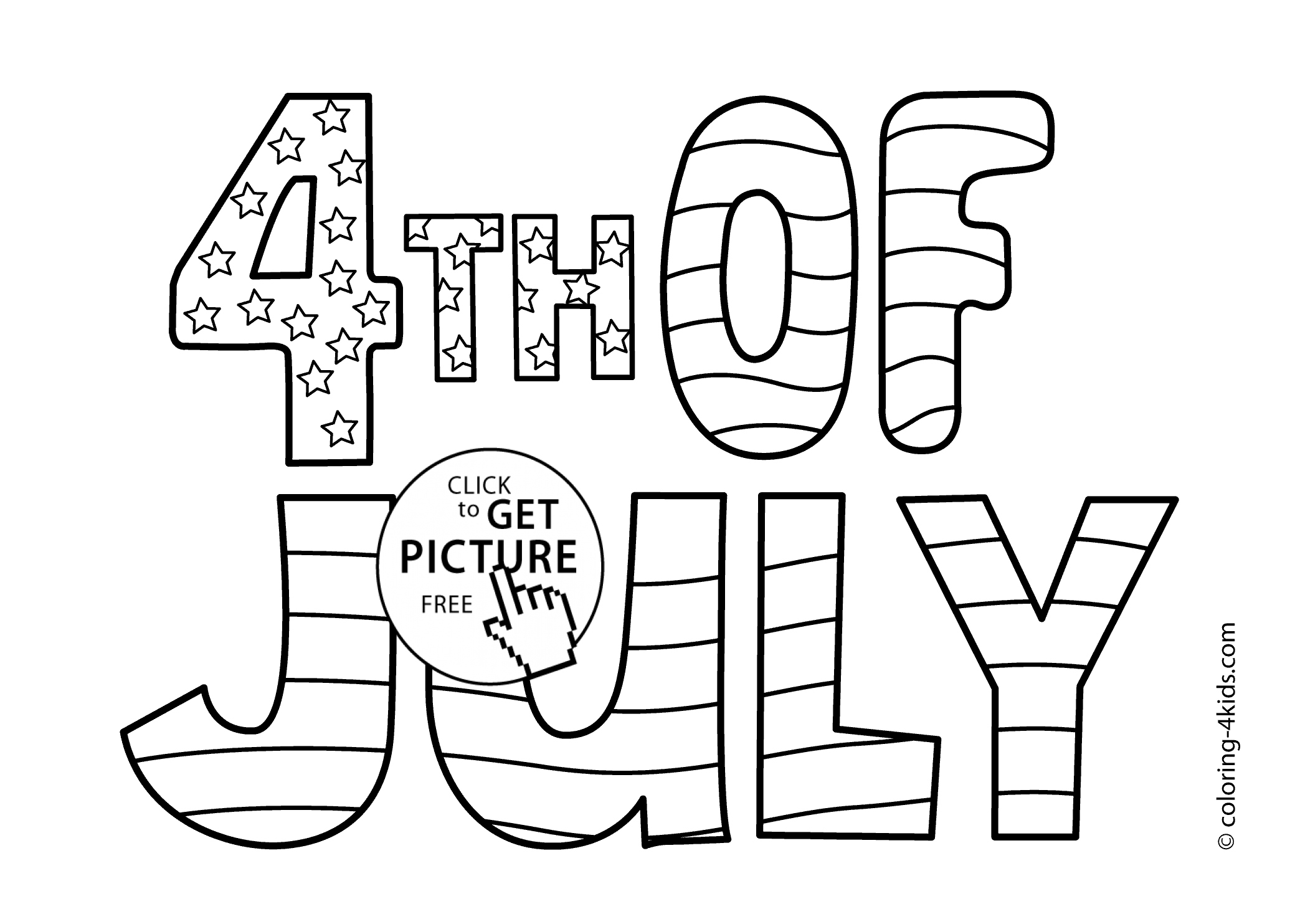 2079x1483 Fourth Of July Coloring Pages Beautiful Fourth July Big Fireworks