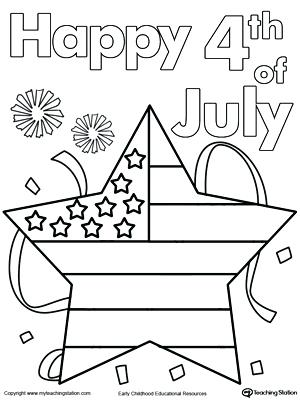 300x400 Of July Coloring Pages Printable Happy Of Coloring Pages Free