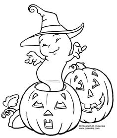 236x278 Printable Happy Halloween Ghosts Coloring In Sheet