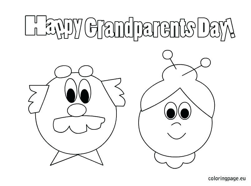 804x595 Grandma Coloring Pages Happy Birthday Grandma Coloring Page