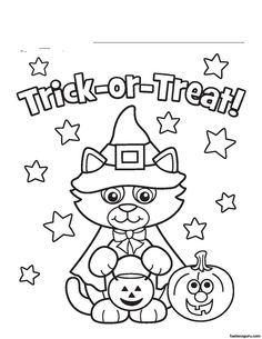 236x305 Color The Happy Halloween Happy Halloween, Worksheets