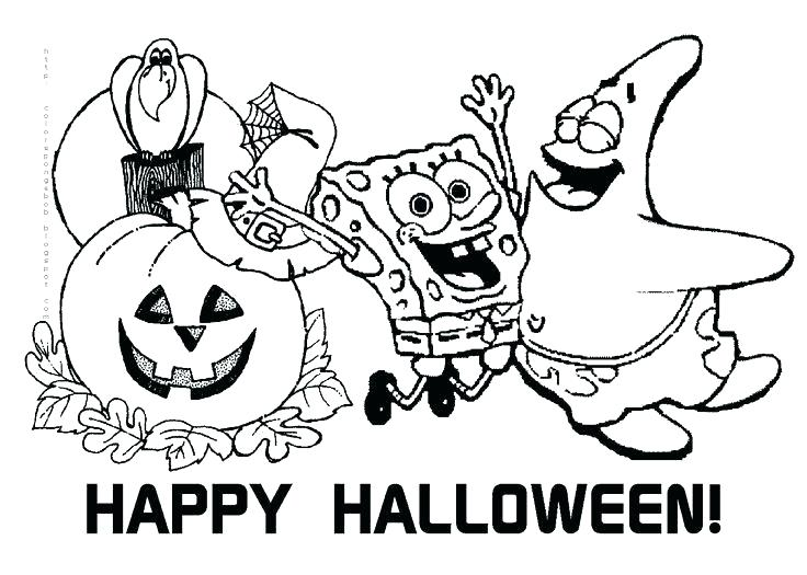 736x525 Halloween Coloring Pages For Toddlers Coloring Pages For Toddlers