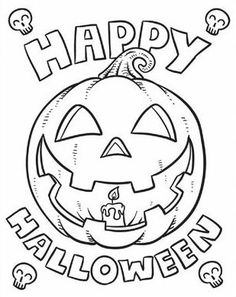 236x297 Free Printable Halloween Coloring Pages For Kids
