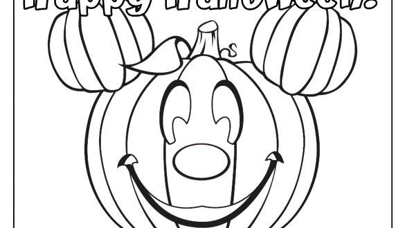 585x329 Halloween Coloring Book Happy Coloring Pages About Free