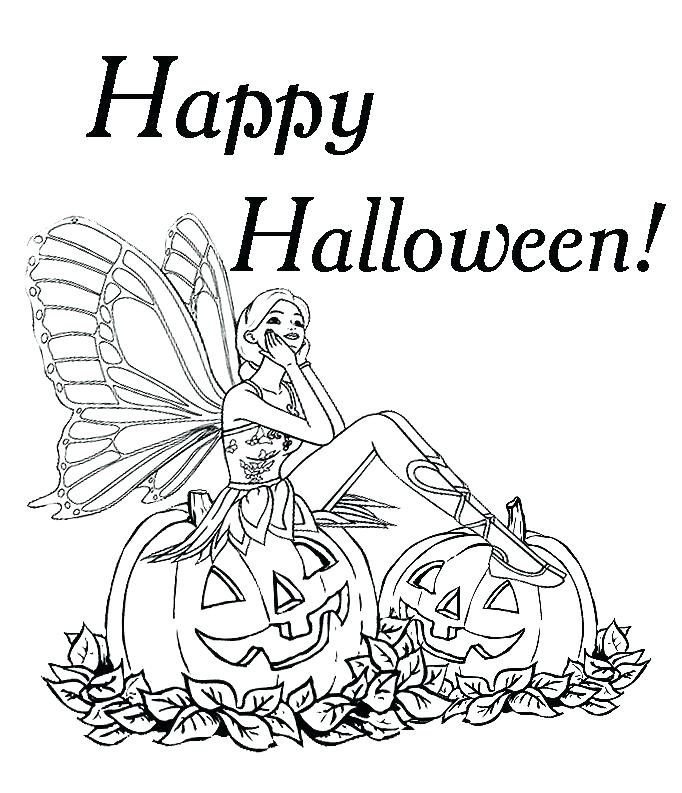 682x793 Happy Halloween Coloring Page Happy Coloring Page Coloring Pages