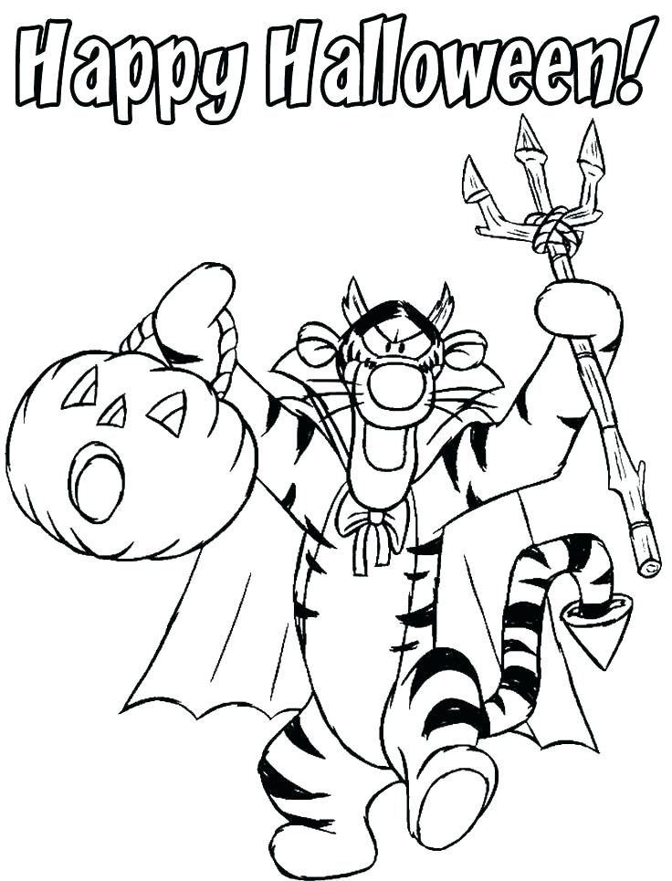 736x965 Printable Fall Halloween Coloring Pages Coloring Pages