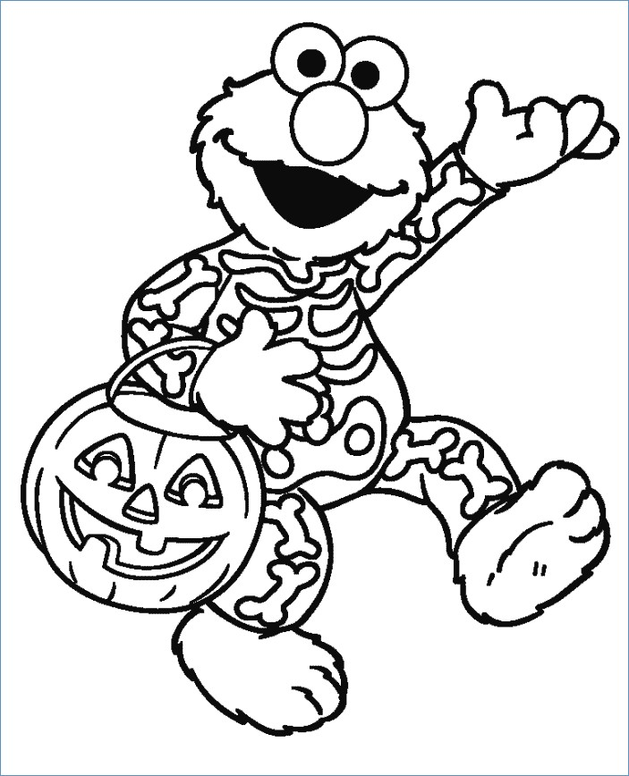 703x868 Jack O Lantern And Halloween Candy Coloring Pages