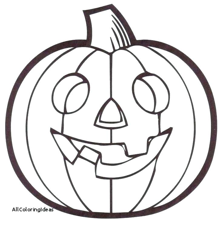 736x740 Jack O Lantern Coloring Page Joyful And Happy Day From Pumpkin