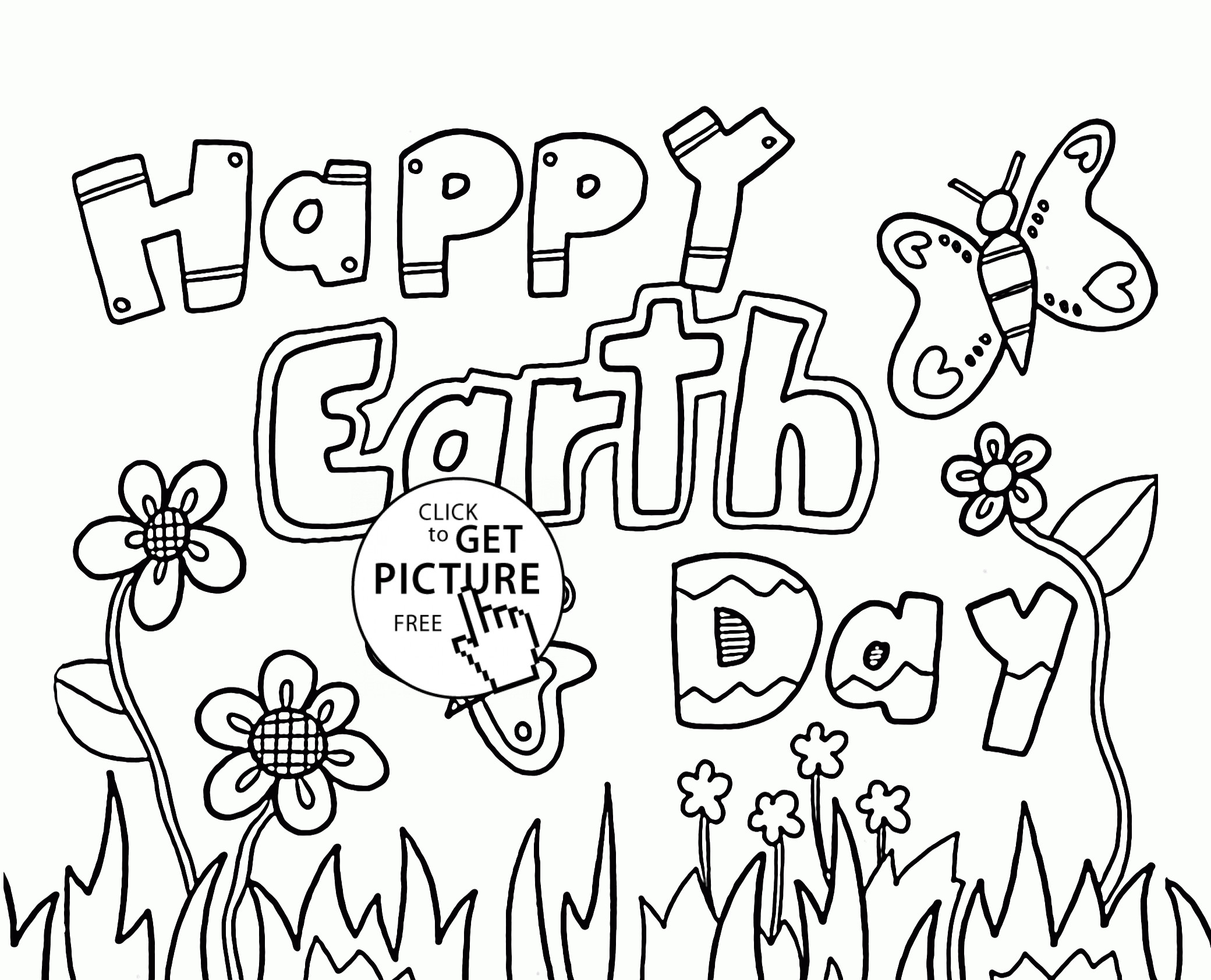 2080x1684 Unique Coloring Pages Earth Day