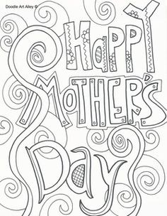 236x304 Print Out Happy Mothers Day Grandma Coloring Page For Kidsfree