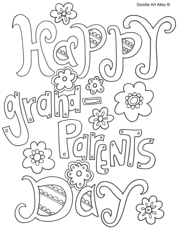 618x800 Grandma Coloring Pages Grandmother Coloring Pages Girl Hugging