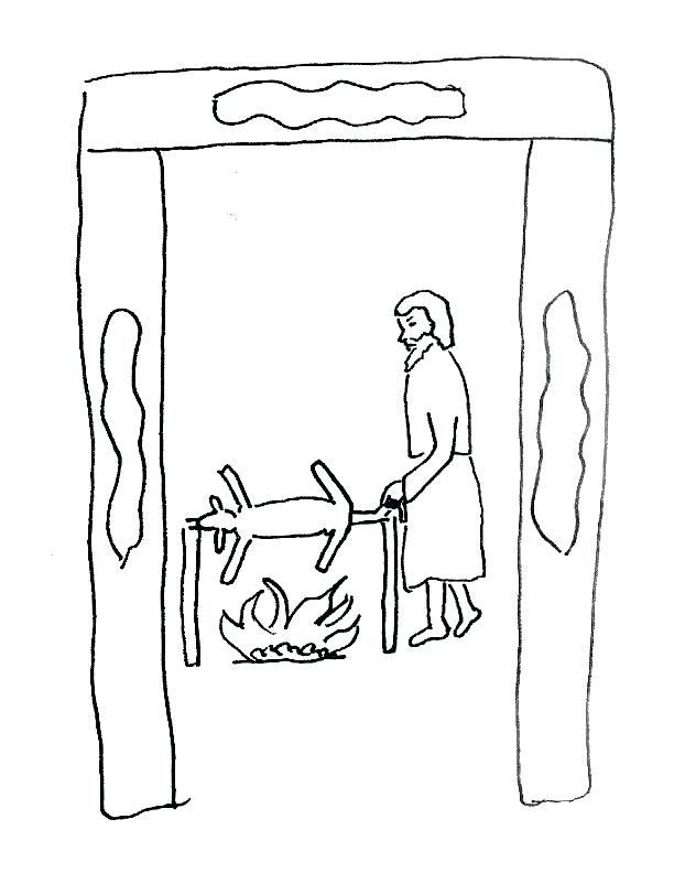 622x802 Passover Coloring Page Interesting Coloring Pages With Coloring