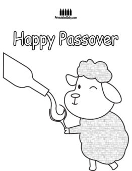 262x340 Passover Coloring Pages Archives