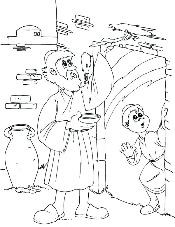 600x775 Passover Coloring Pages As Awesome Passover Feast Coloring Pages