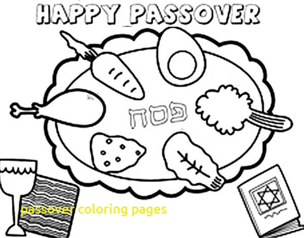600x470 Passover Coloring Pages With Passover Coloring Pages Printable