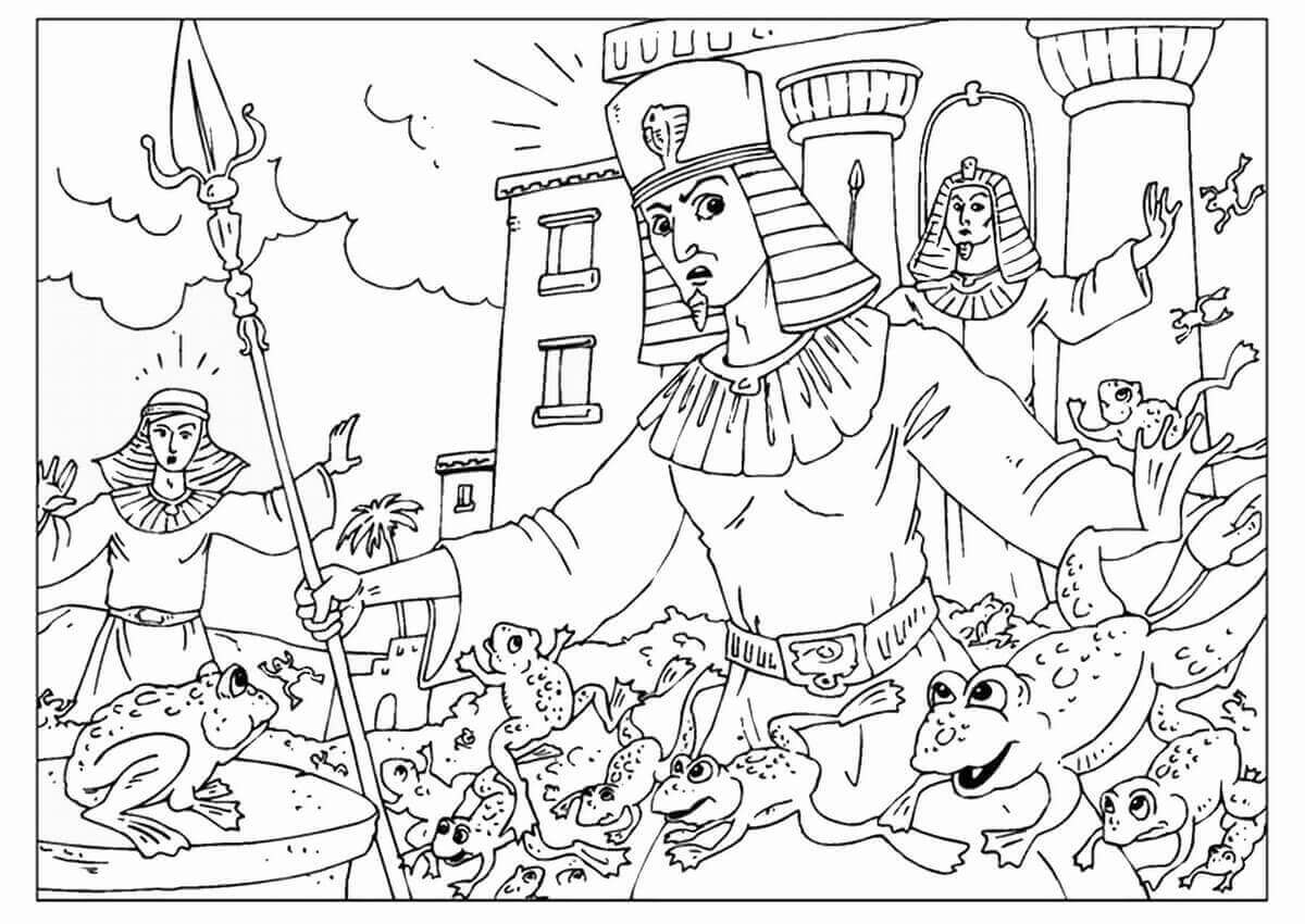 1200x850 Free Printable Passover Coloring Pages Pesach Sheets Throughout