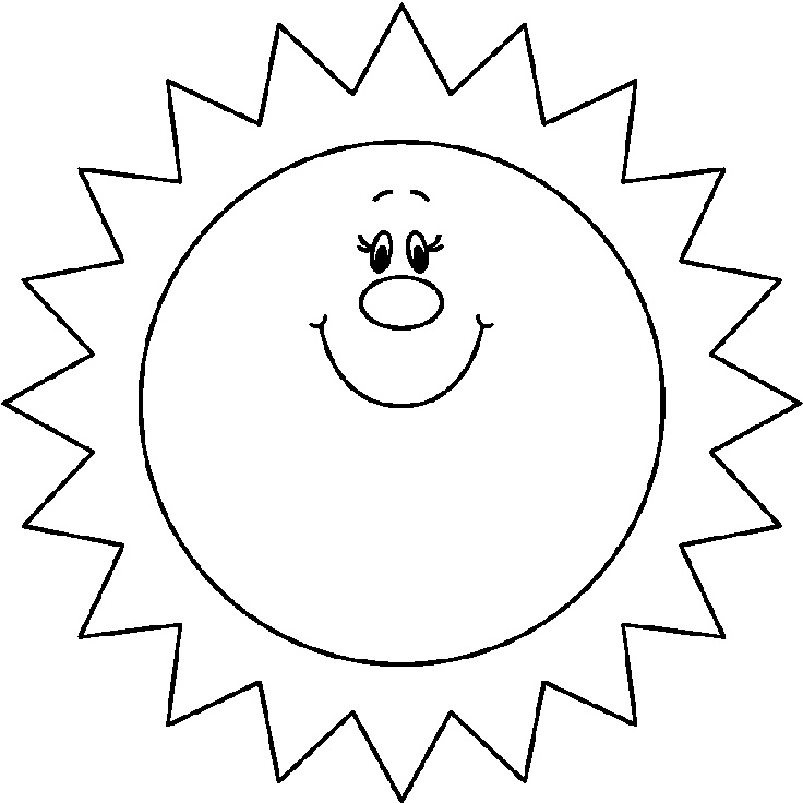 736x736 Carson Dellosa Coloring Pages Energy Clipart Afternoon Sun