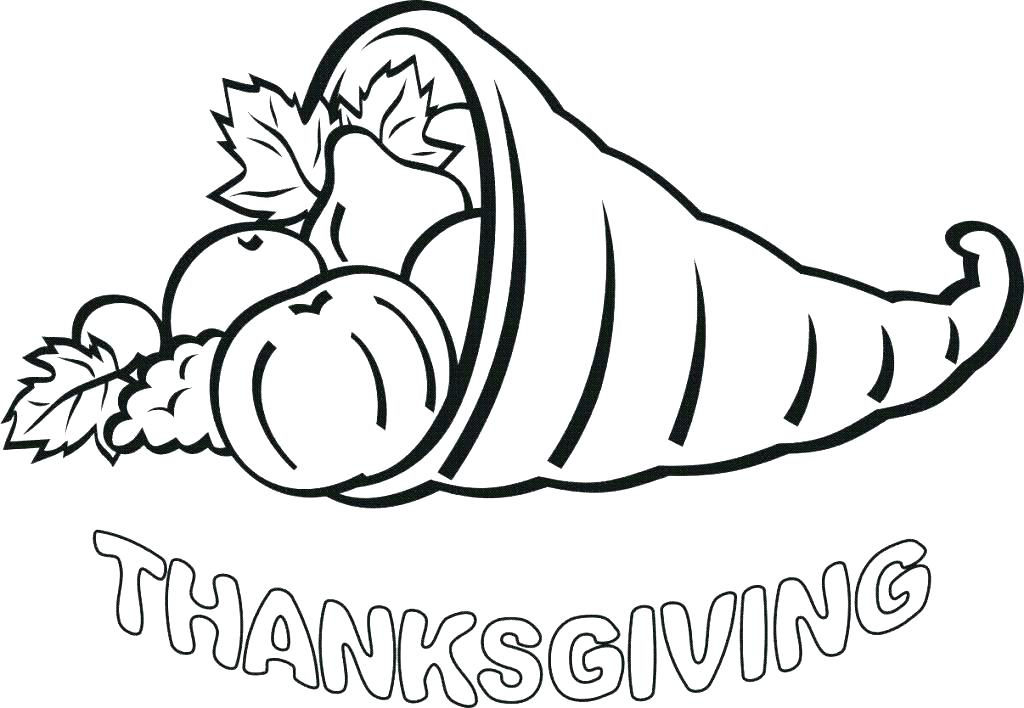 1024x708 Happy Thanksgiving Coloring Page Twisty Noodle Happy Thanksgiving