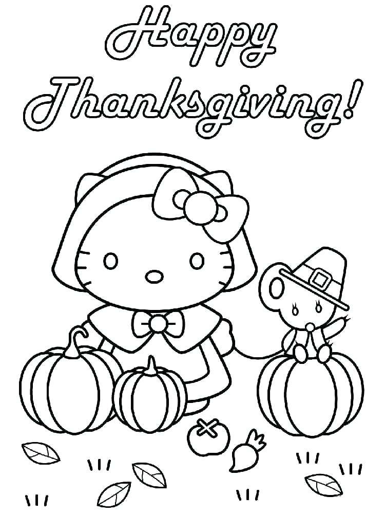 750x1000 Thanksgiving Coloring Pages Free Printable Happy Thanksgiving
