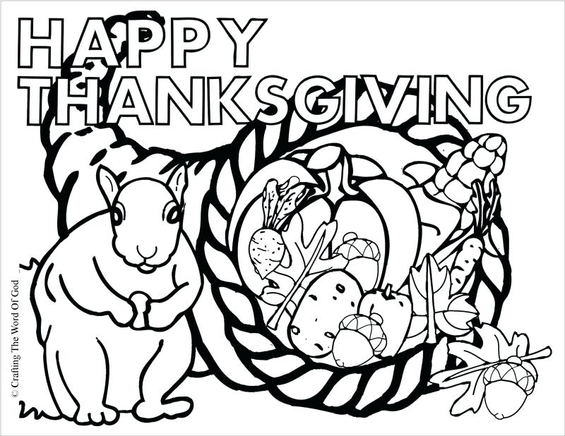 800x618 Free Coloring Pages For Thanksgiving To Print