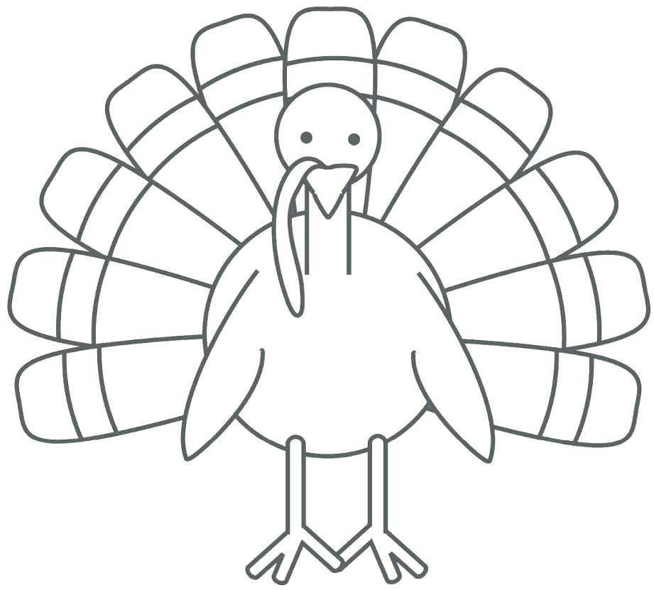 921x831 Thanksgiving Coloring Pages Pdf