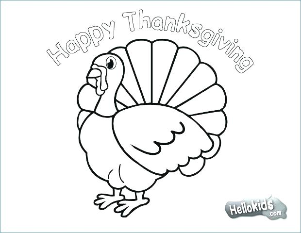 620x480 Happy Thanksgiving Day Turkey Color
