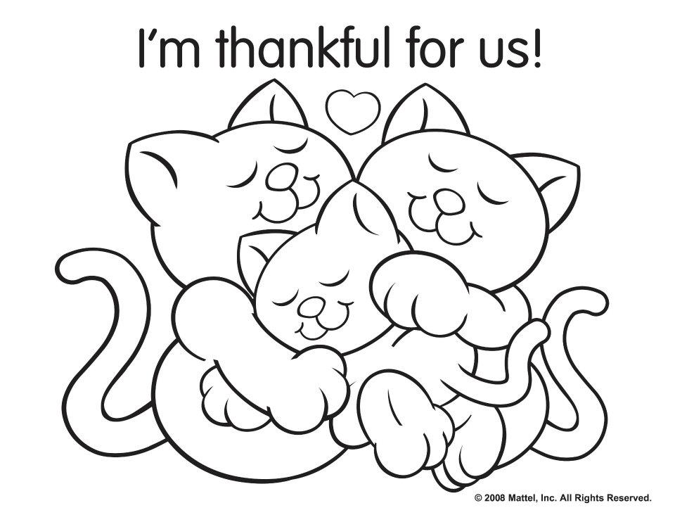 960x742 Thanksgiving Coloring Pages To Print