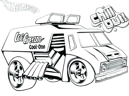 440x330 Hot Wheels Coloring Pages Cars Coloring Pages Free Hot Wheels