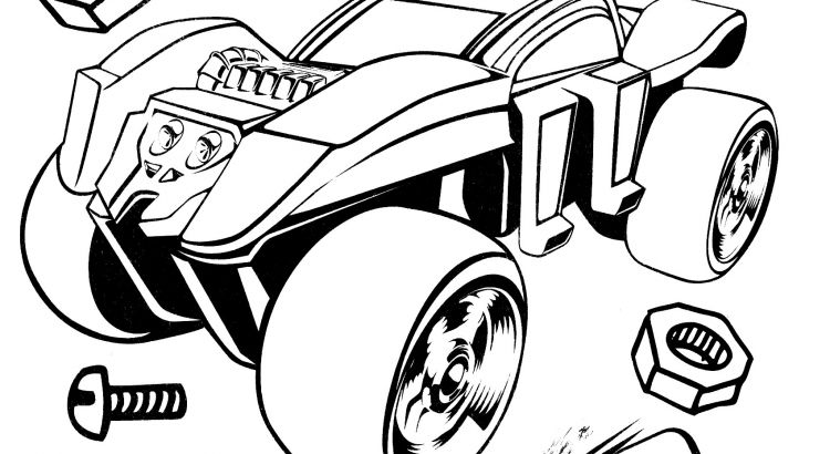 750x410 Breathtaking Hot Wheels Coloring Pages Colorings Me