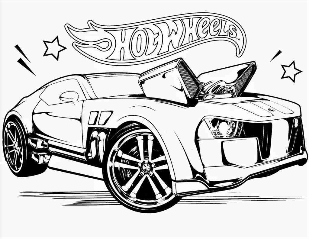 1023x791 Unique Hot Wheels Coloring Pages Collection Printable Sheet Inside