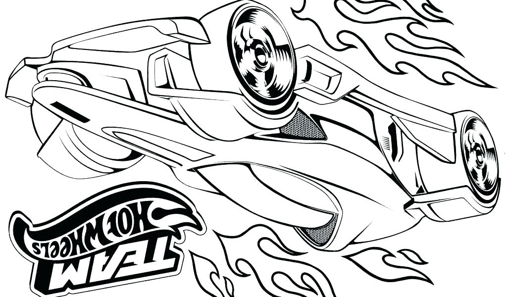 1024x600 Hot Wheels Coloring Page Hot Rod Coloring Pages Hot Wheels
