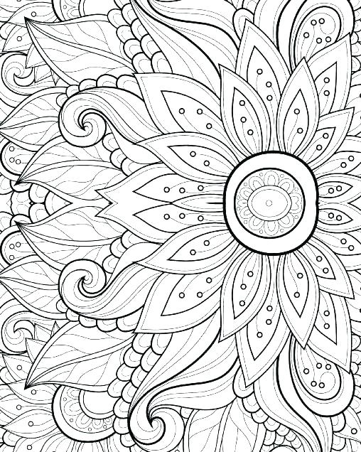picture regarding Printable Hard Abstract Coloring Pages titled Demanding Summary Coloring Web pages at  Absolutely free for