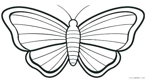 468x257 Coloring Pages Butterflies D Coloring Book Butterfly Designs